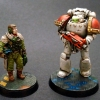 truescale miniatures (wh40k)