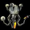 Fallout роботы