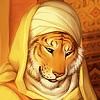 furry tiger