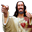 Дружище Христос одобряет (#Клуб аметистов - пост попал в лучшее тега)