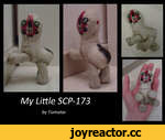 My Little SCP-17i by Tiamatar