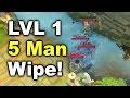 LVL 1 - 5 Man Wipe Moment - EG vs OG - MDL Dota 2,Gaming,Dota 2,moments,wtf,eg,og,wipe,LVL 1 - 5 Man Wipe Moment - EG vs OG - MDL Dota 2 Commentary by KotlGuy Merlini Full Game: https://www.youtube.com/watch?v=tSIsUvS6Kqg