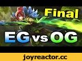 EG vs OG - GRAND FINAL - Elimination Mode 2.0 Dota 2,Gaming,Dota 2,wtf,eg,og,final,epic,best,arteezy,Dota 2 EG vs OG - GRAND FINAL - Elimination Mode 2.0  Commentary by Maut Capitalist https://www.twitch.tv/moonducktv