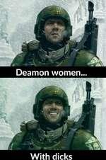 Deamon women