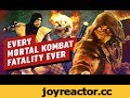 Every Mortal Kombat Fatality Ever,Gaming,IGN,mk11,mk11 gameplay,Mortal Kombat X,mortal kombat xl,Mortal Kombat 11,Mortal Kombat XL,every single fatality,mortal kombat fatality,mortal kombat fatalities,Warner Bros. Interactive,mortal kombat shaolin monks,every mortal kombat fatality,Every Mortal