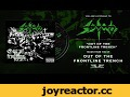 "SODOM ""Out Of The Frontline Trench"",Music,Hard Rock,Rock,Steamhammer,Sodom,Tom Angelripper,Out Of The Frontline Trench,Husky,Frank Blackfire,Thrash Metal,German Metal,Knarrenheinz,Heavy Metal,Teutonic Metal,Onkel Tom,Taken from the forthcoming EP ""Out Of The Frontline Trench"" - out November 22nd,"