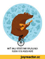 NOT ONiy BEARS AND BALALAIKA RUSSIA IS SO MUCH MORE